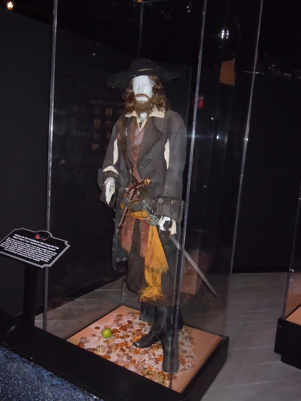 Captain Barbossa Pirates of the Caribbean