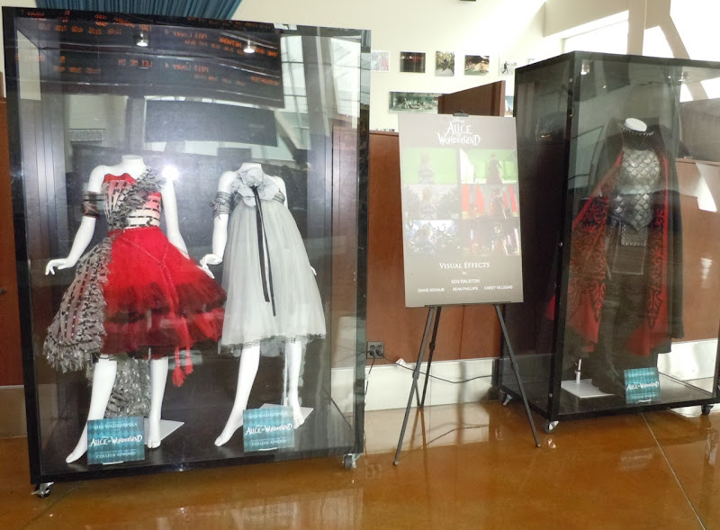 Alice in Wonderland film costumes
