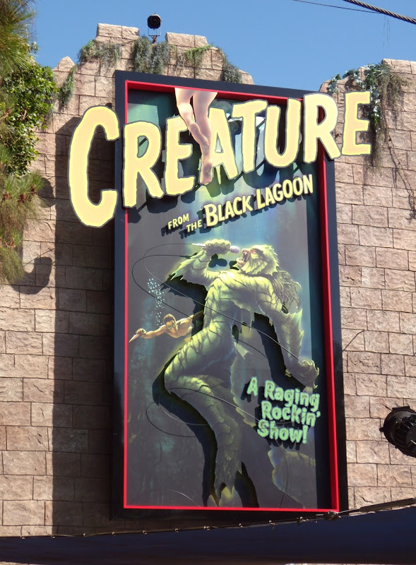 Universal's Creature from the Black Lagoon musical