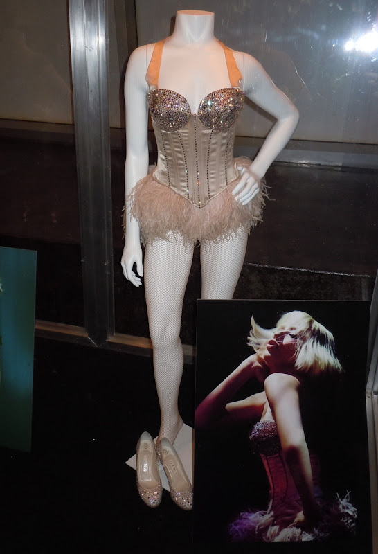 Good Girl Burlesque movie costume