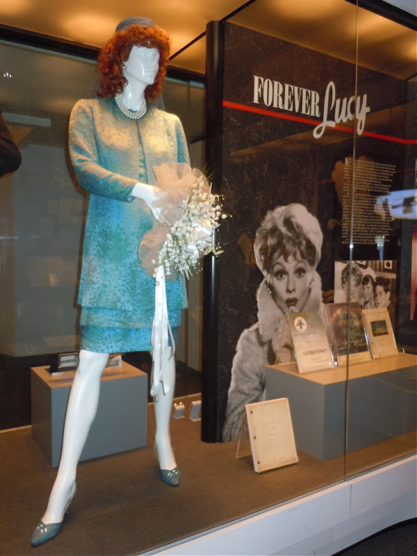 I Love Lucy TV outfit