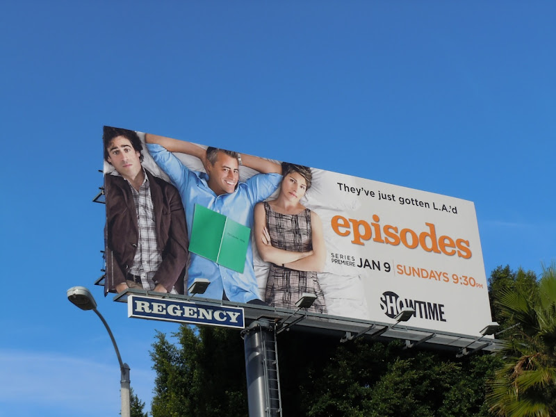 Episodes TV billboard