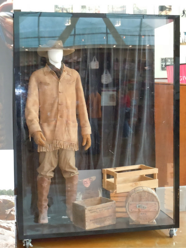 La Beouf True Grit movie costume