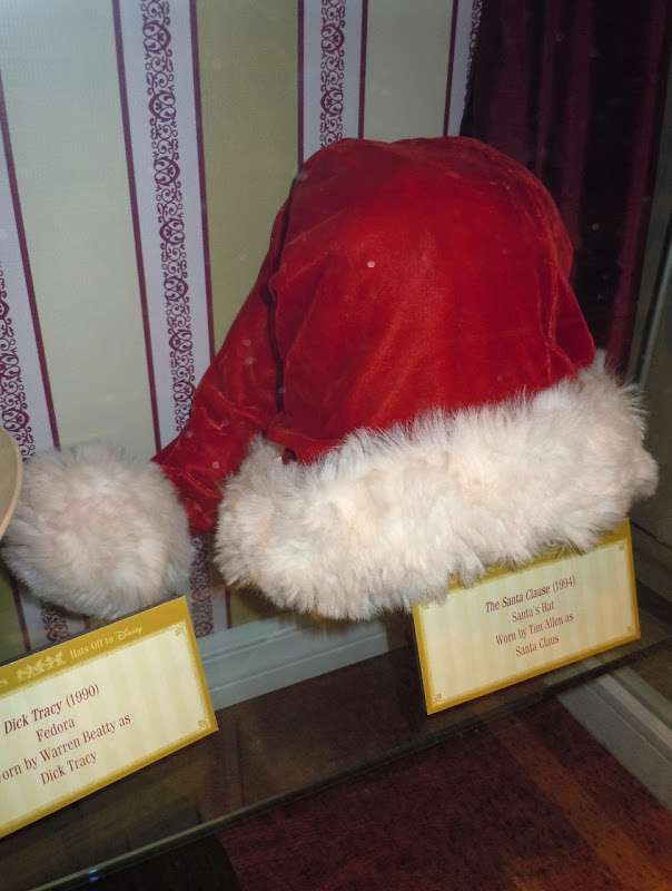 Tim Allen Santa Clause hat