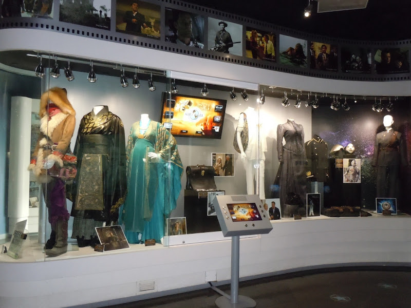Original movie and TV costumes