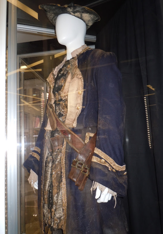 Pirates of the Caribbean Norrington costume