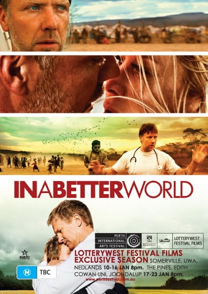In A Better World movie poster