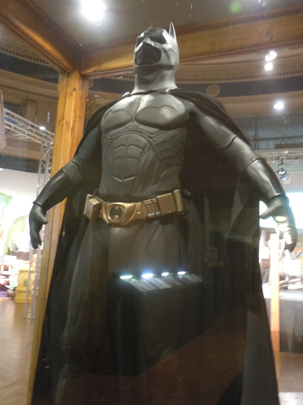 Batman Begins Batsuit