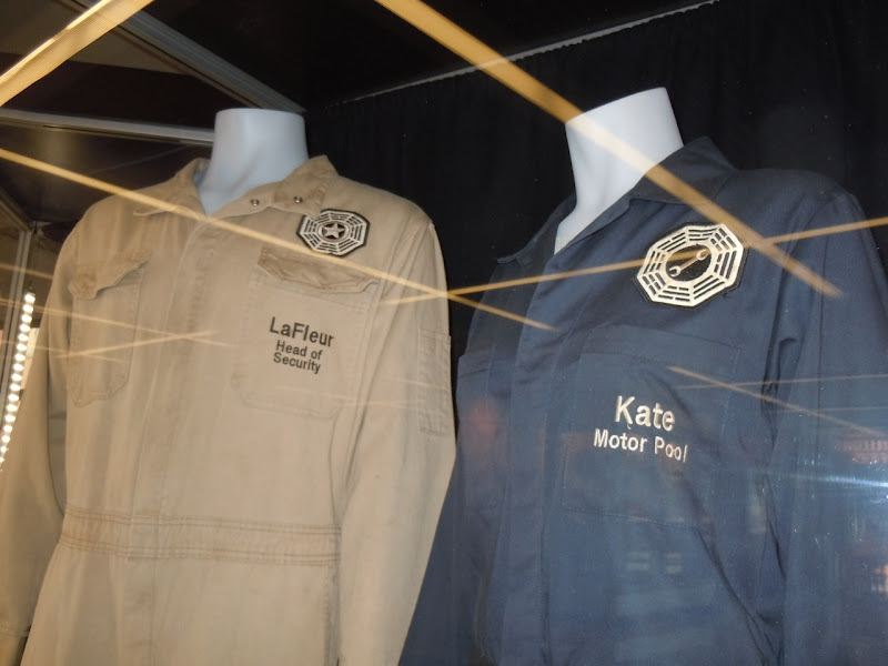 LOST Dharma TV costumes