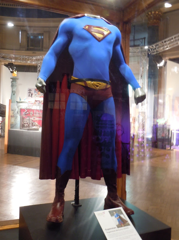 Superman Returns movie suit