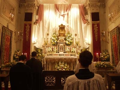 A Catholic Life: Eucharistic Adoration (Exposition of the ...
