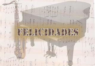 Resultado de imagen de felicidades pianistas