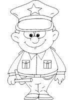 (En çok aranan) Polis Boyama