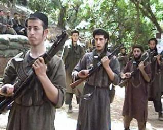 مجموعة جزائرية مسلّحة برزت العام الماضي