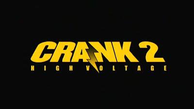 Crank 2 High Voltage movie with Jason Statham.