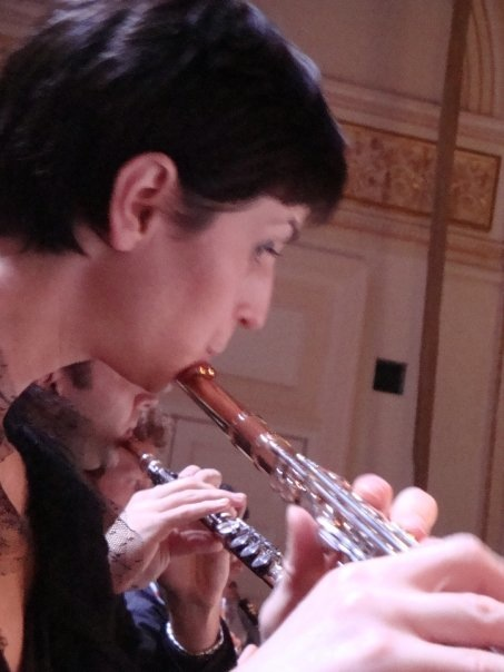 Nina Perlove - Blogvlog - YouTube Symphony: Playing Carnegie