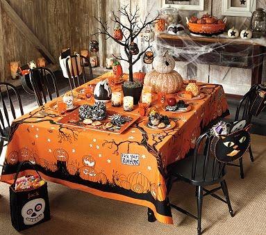 Sheek Shindigs Pottery Barn Kids Halloween Inspiration