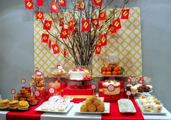 Sheek Shindigs: {Real Parties} A Chinese New Year Birthday ...