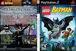 Download - LEGO Batman: The VideoGame | PS2