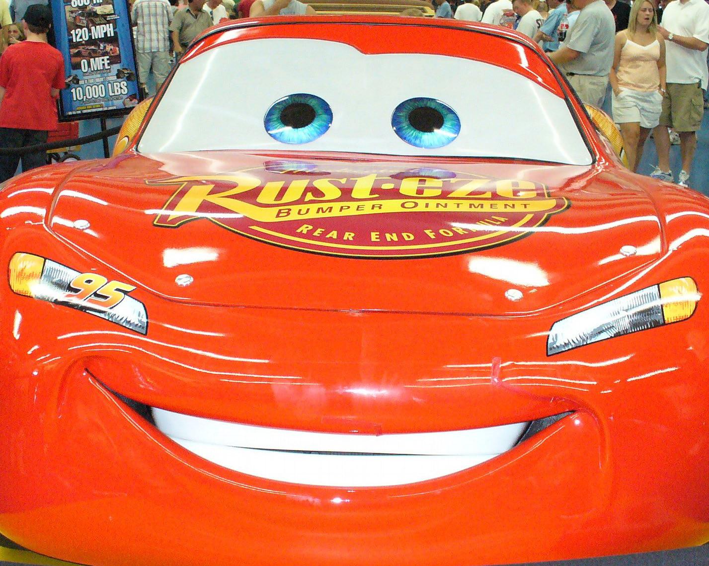 Mater Cars Wallpaper Dream Wallpaper Lightning Mcqueen