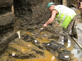 Londres: un passage en bois de plus de 5000 ans mis au jour