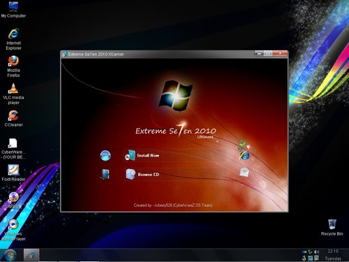 Windows xp sp3 xtreme 2009 - Скачать windows xp