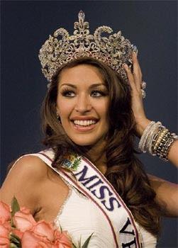 Nuestra Miss Universo 2008 Dayana Mendoza , llegará al país este ...