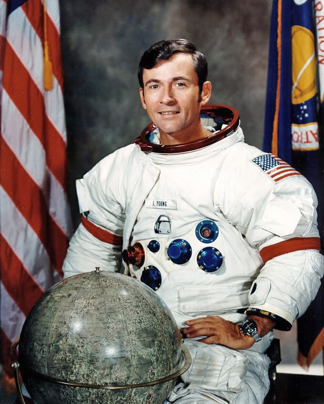 Multiplication by Infinity: JOHN YOUNG, Super Astronaut