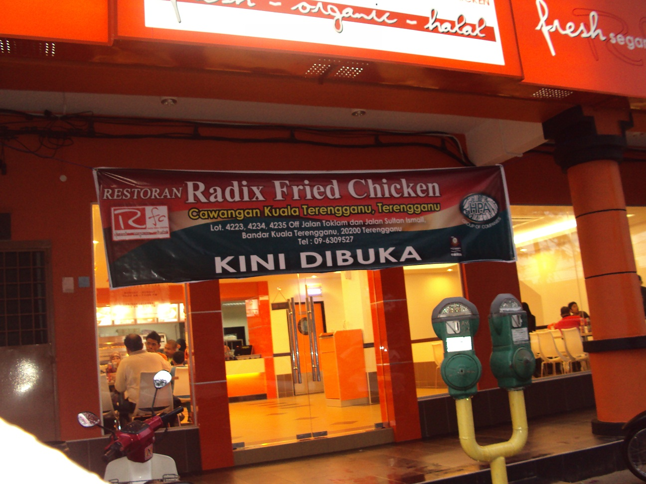 The business environment of Radix Fried Chicken