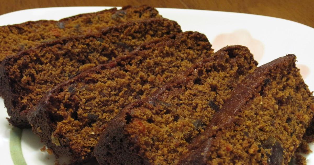 Ammede Mol: Kerala Christmas Cake (Fruit Cake