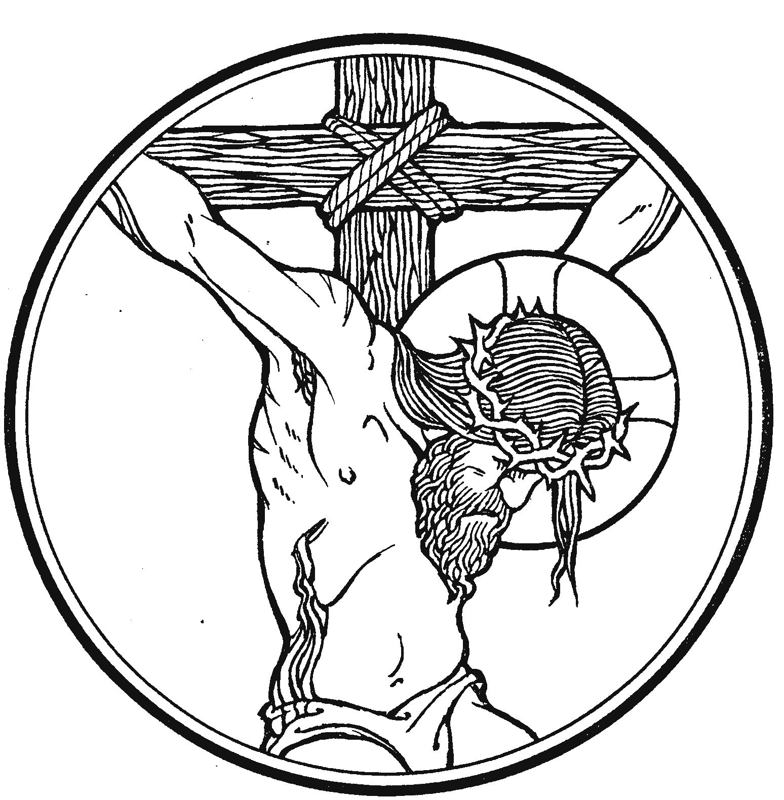 Gospel Of John 3 14 21 Clipart Coloring Pages Puzzles