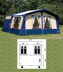 Trends For Today Large Camping Tents How Big Of A Family