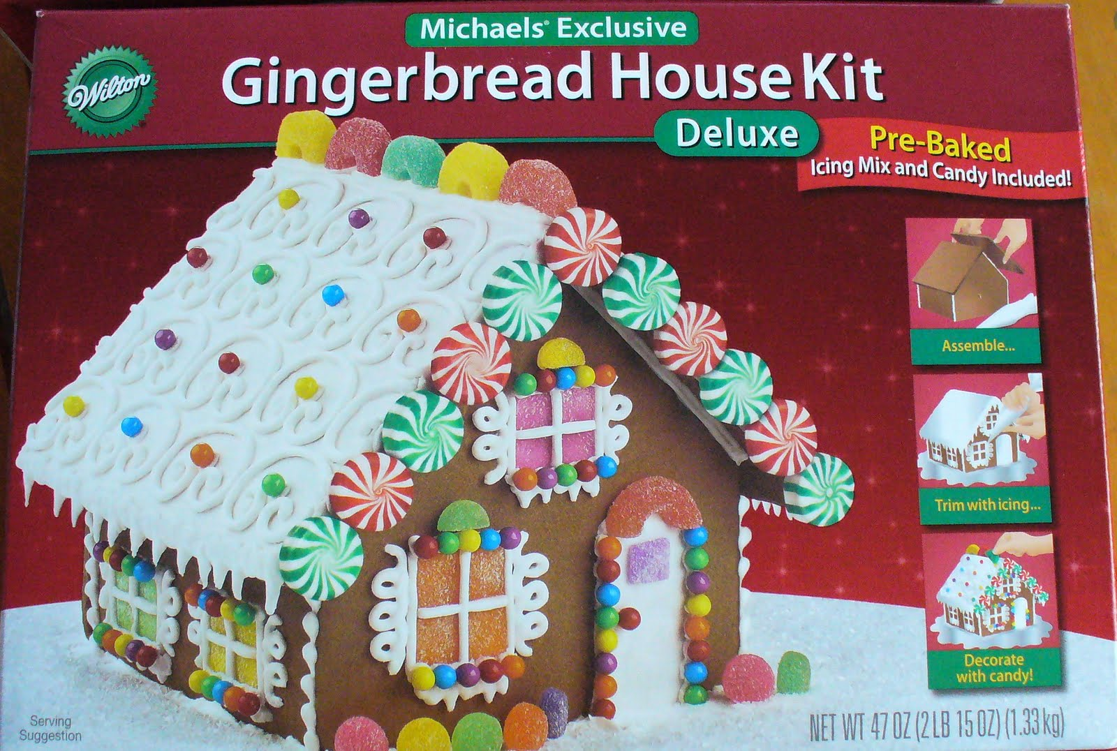 Gingerbread Houses Family Balance Sheet