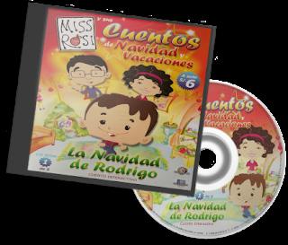 Miss Rosi y sus cuentos de navidad y vacaciones CD1: La Navidad de Rodrigo