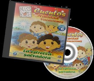 Miss Rosi y sus cuentos de navidad y vacaciones CD2: La Estrella Salvadora