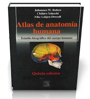 Atlas de Anatomía Humana 5ª Edición – Johannes W. Rohen · Chihiro Yokochi · Elke Lütjen-Drecoll