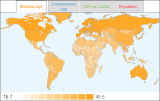 Janne Pyykkö's BI Blog: Google's heat map and motion chart in comparison