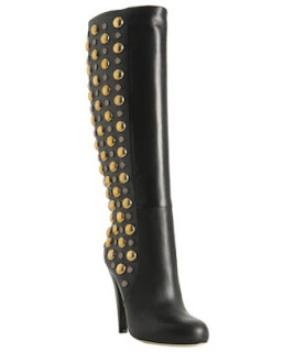 82f2e584a The Look 4 Less: Gucci Babouska Studded Boots