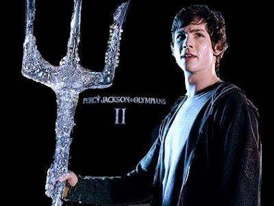 Percy Jackson 2 - La suite de Percy Jackson