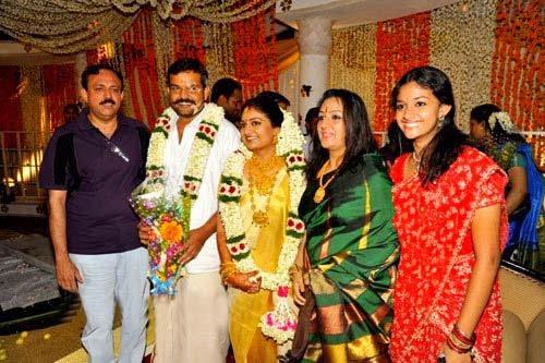 Menaka And Suresh Ar Family In Geethu Mohandas Wedding Prithviraj Poornima Photos Biju Menon Rajiv Ravi Actress