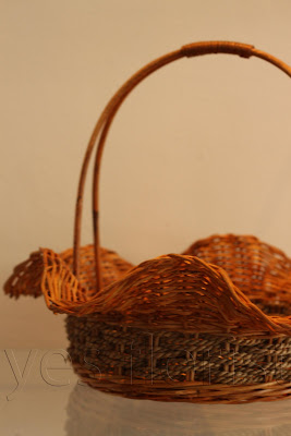 YesFlorist: Rattan Basket