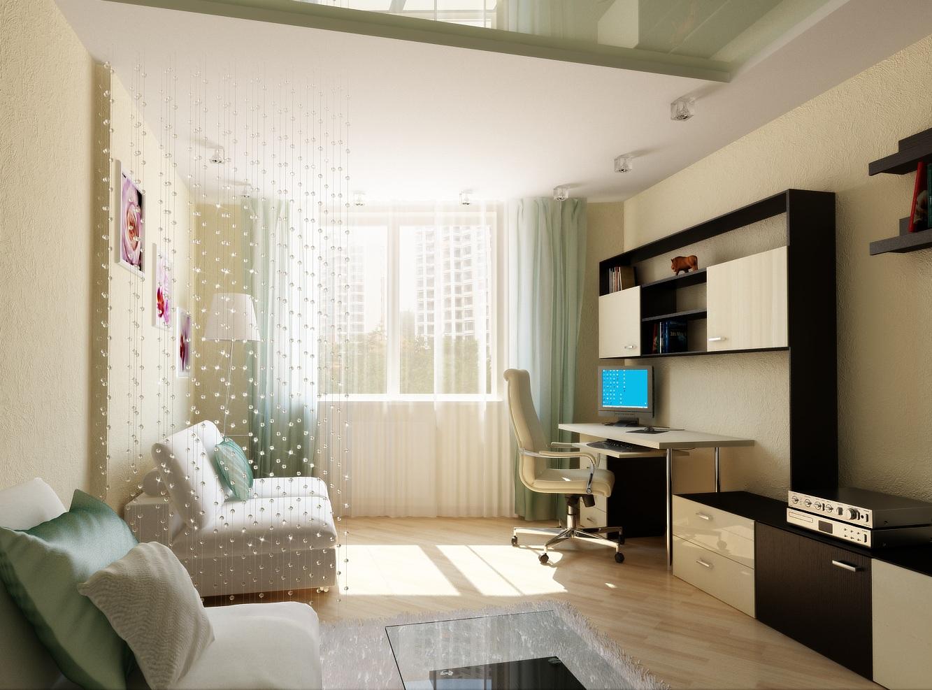 Ремонт однокомнатной квартиры в новостройке фото своими