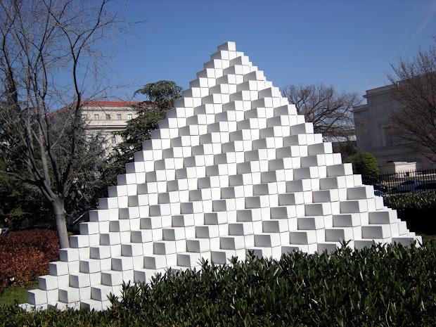 Rectangular Pyramid Structures