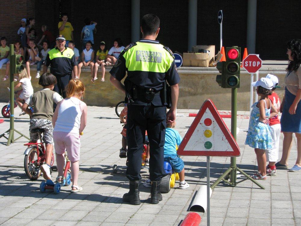 La seguridad vial en manos de los niños