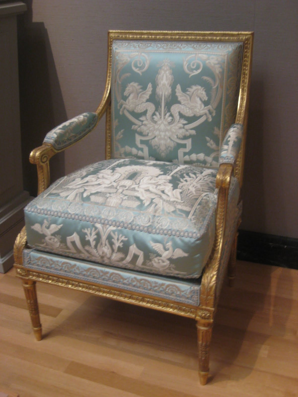 French Louis Chair Kids Recliner Southern Folk Artist & Antiques Dealer/collector: The Swan Collection Of 18th Century Furniture