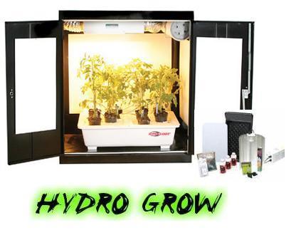 Hydroponics: Hydroponic Nutrients