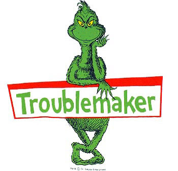 we are the rel troublemaker !!!!!!: perang puisi