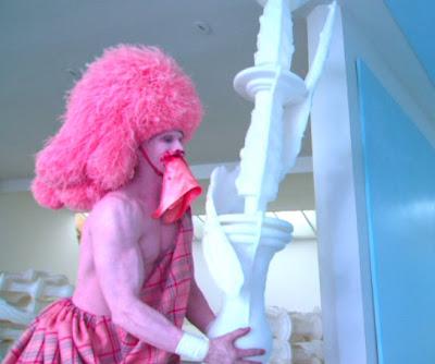 Film Experience Blog Hump Day Hottie Matthew Barney