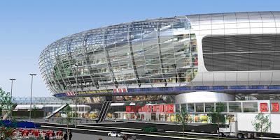 Design Ideas: Central Station in Dortmund | BRT