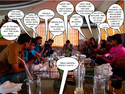 Bloggers_Lunch_Pune_Tarun_Chandel_Pic